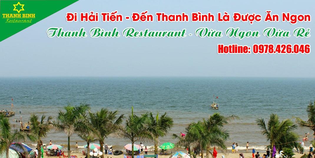 khách sạn nhà nghỉ nhà hàng biển hải tiến ngon rẻ uy tín nhất