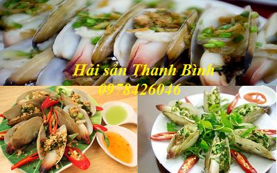 nhà hàng ngon nhất biển hải tiến